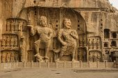 The Guardian Of Longmen Grottoes