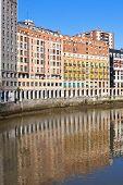 Bilbao, Basque Country, Spain Cityscape