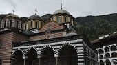 Visit to Rila Monastery church