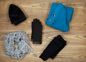 Colder Weather Clothing For Outdoors