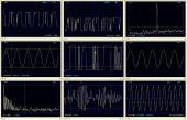 Digital Oscillograms Of Real Processes