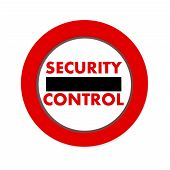 Security Control Icon