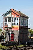 Signal box, Brownhills West.