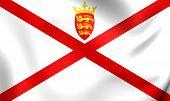 Bailiwick Of Jersey Flag
