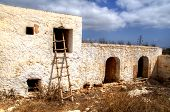 Abandoned house in Cabo de Gata