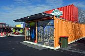 Scorpio Books Restart Container Shop Relocated
