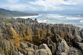 West Coast's Main Tourist Attraction - The Spectacular Punakaiki Rocks