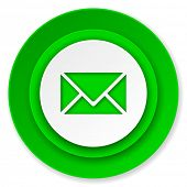 email icon, post sign