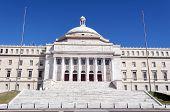 Capitol Of Puerto Rico.