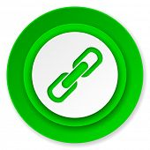 link icon, chain sign