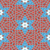 Seamless Ornament Texture