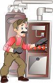 Maintenance Man, Illustration