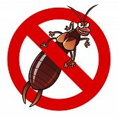 Anti Earwig Sign