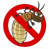 Anti Termite Sign