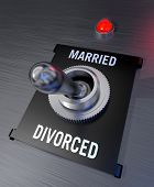 Married or divorced