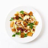 pic of italian parsley  - Chicken caesar salad - JPG