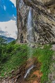 Vanturatoarea Waterfalls, Romania