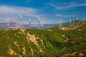 Electrical Windmills System (power Production)
