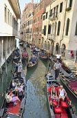 Tourist Life Of Venice