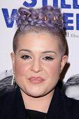 LOS ANGELES - NOV 16:  Kelly Osbourne at the