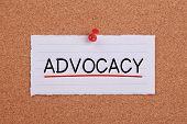 Advocacy Concept