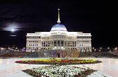 Astana. Kazakhstan. President's Palace.