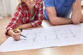 picture of blueprints  - repair - JPG