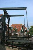 Volendam In Holland