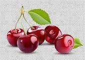 cherry poster