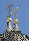 Russian Orthodox Church Crosses