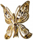 borboleta de ouro