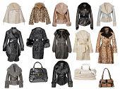 colección de abrigo