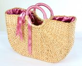 basketry bag
