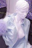 dummy layman mannequin model mannikin store