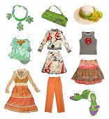 pic of habilis  - collection summer clothes - JPG