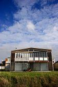 Modern Beach Front House