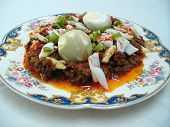 Minced Meat Egg - Qeema Anda