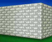 Hundred Dollar Brickwork