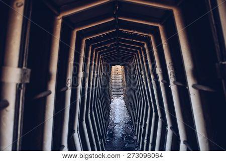 Underground Vault Entrance