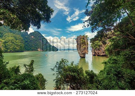 James Bond Island On Phang
