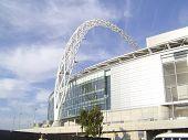 Wembley Stadium arq Inglaterra