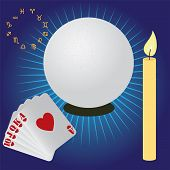 Items For Fortune Telling.
