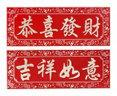 Chinese couplets,Chinese new year decorations,