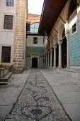 Topkapi Palace Harem Courtyard