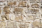 Stone; Stone Texture Background; Stone Texture For Design; Construction; Interior; Cobblestone; Wall poster