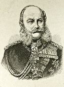 König Wilhelm i. Abbildung von Alwin Zschiesche, veröffentlicht am