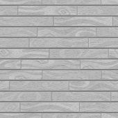 Gray Wooden Boards With Texture, Parquet Seamless Pattern poster
