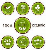 Eco Organic Labels