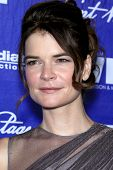 LOS ANGELES - SEP 21:  Betsy Brandt arrives at the Variety and Women in Film Pre-Emmy Event at Scarp