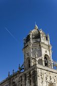 Monastery tower.